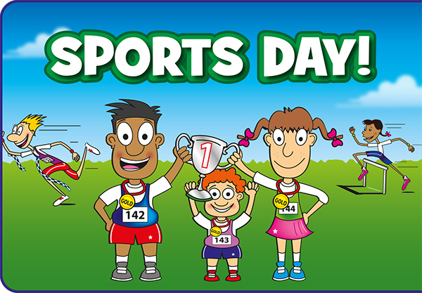 Image result for sports day cartoon